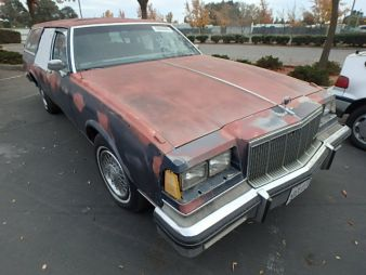 1989 BUICK ALL OTHER