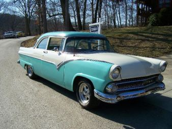 1955 FORD ALL OTHER